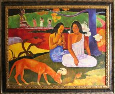 Quadro di Paul Gauguin - Arearea