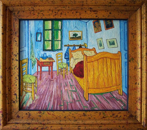 Camera Da Letto Van Gogh Originale | Joodsecomponisten